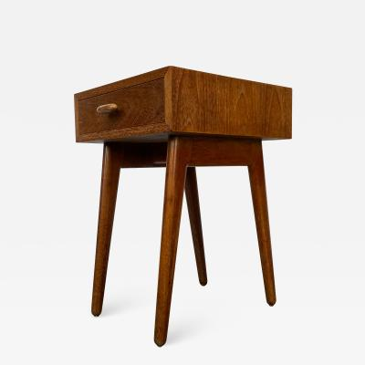 Oscar Stonorov Oscar Stonorov and Willo von Moltke Organic Design Nightstand
