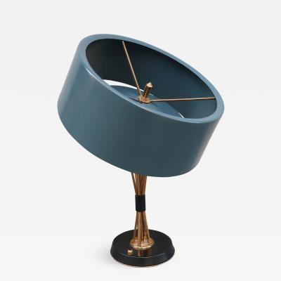 Oscar Torlasco A Table Lamp by Oscar Torlasco for Lumi Italy 1950