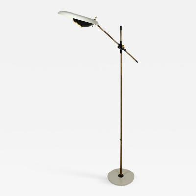 Oscar Torlasco Adjustable Floor Lamp