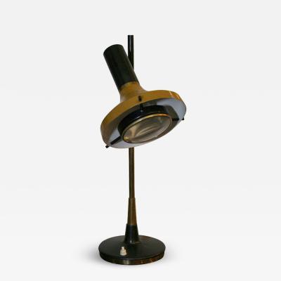 Oscar Torlasco Lumi Desk Lamp Designed by Oscar Torlasco Italy 1950