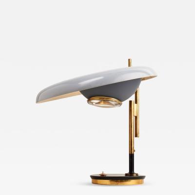Oscar Torlasco Oscar Torlasco Desk Lamp with Lens