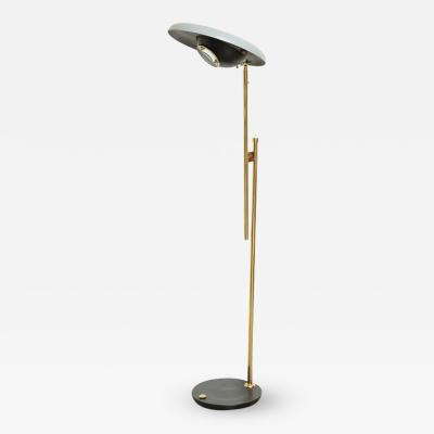 Oscar Torlasco Oscar Torlasco Floor Lamp Made by Lumi in Italy 1955