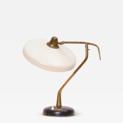 Oscar Torlasco Oscar Torlasco for Lumi Desk Lamp Italy c 1950