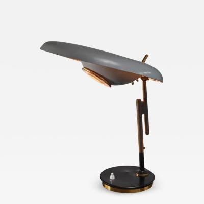 Oscar Torlasco Oscar Torlasco model 555 table lamp for Lumi Italy