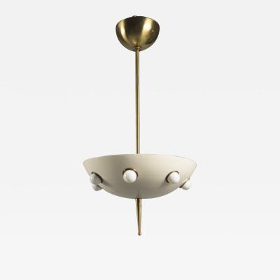 Oscar Torlasco Pair of Light Fixtures