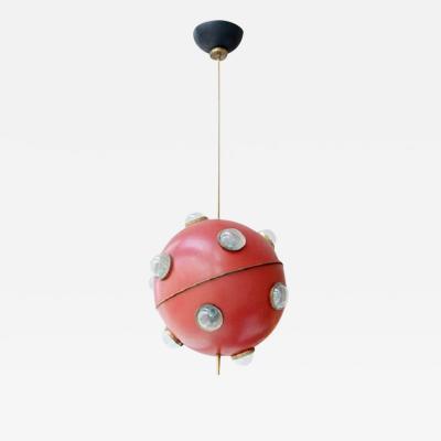 Oscar Torlasco Pendant by Oscar Torlasco for Lumi model 551