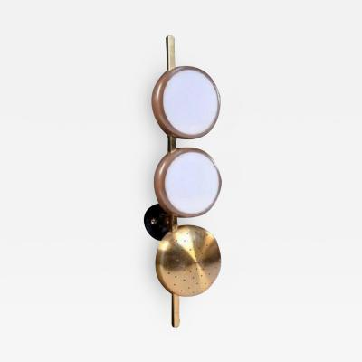 Oscar Torlasco Wall Sconce by Oscar Torlasco for Lumi Model 579