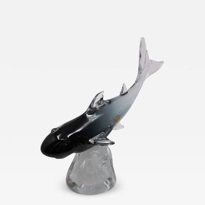 Oscar Zanetti Shark Sculptures by Zanetti