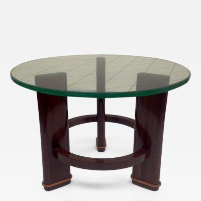 Osvaldo Borsani 1930s Rare Side Cofee Table