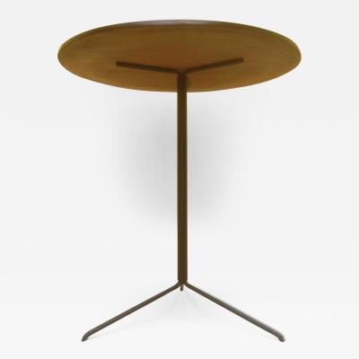 Osvaldo Borsani 1950s O Borsani for Tecno Pair Occasional Tables