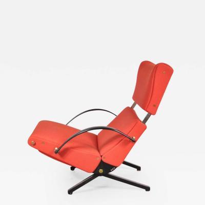 Osvaldo Borsani 1956s Osvaldo Borsani P40 Lounge Chair for Tecno Italy