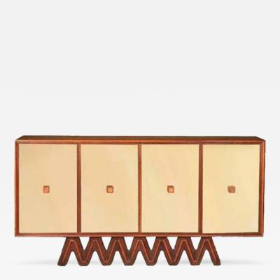 Osvaldo Borsani A Rare Sideboard by Osvaldo Borsani