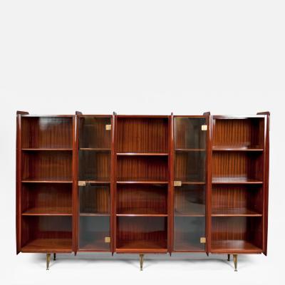 Osvaldo Borsani Bookcase by Osvaldo Borsani 1911 1985 Italy Art Moderne ca 1950