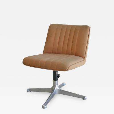 Osvaldo Borsani Borsani for Tecno Swivel Chairs