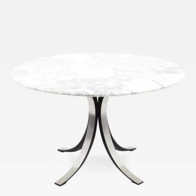 Osvaldo Borsani Carrara Marble Dining Table by Osvaldo Borsani for Tecno Milano 1960s