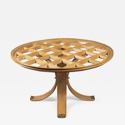 Osvaldo Borsani Center Table by Osvaldo Borsani Italy 1939