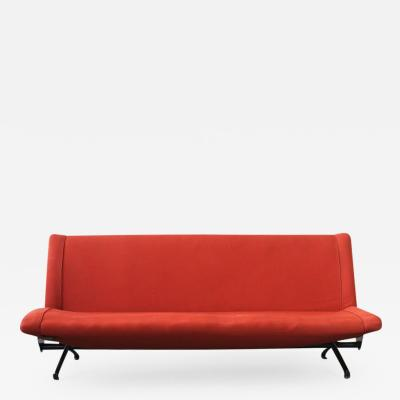 Osvaldo Borsani D70 Sofa by Osvaldo Borsani for Tecno