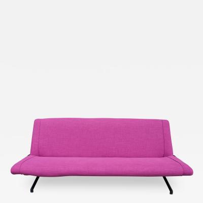 Osvaldo Borsani Folding Sofa by Osvaldo Borsani