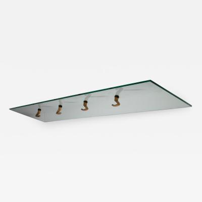 Osvaldo Borsani Glass Coat Hanger by Osvaldo Borsani for Tecno
