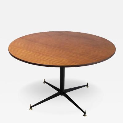 Osvaldo Borsani Italian Pedestal Table
