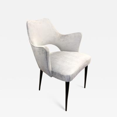 Osvaldo Borsani Mid Century Armchair in the Manner of Osvaldo Borsani