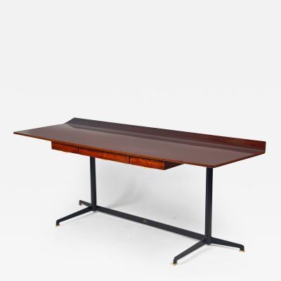 Osvaldo Borsani Minimalist Desk by Osvaldo Borsani 1911 1985 Italy ca 1954