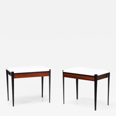Osvaldo Borsani Osvaldo Borsani P68 small tables for Tecno