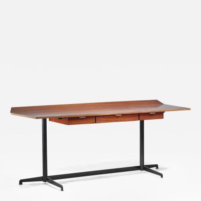Osvaldo Borsani Osvaldo Borsani first edition T90 desk Italy 1950s