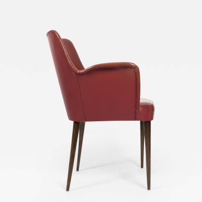 Osvaldo Borsani P35 armchair for Atelier Borsani Varedo