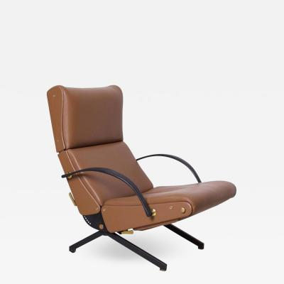 Osvaldo Borsani P40 Lounge Chair by Osvaldo Borsani for Tecno
