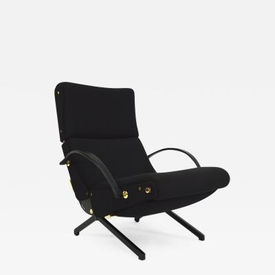 Osvaldo Borsani P40 lounge chair for Tecno
