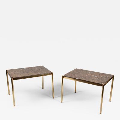Osvaldo Borsani Pair of Side Tables by Osvaldo Borsani 1911 1985 Tecno Italy 1960s