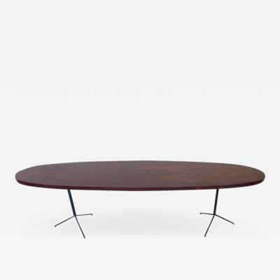 Osvaldo Borsani ROSEWOOD COFFEE TABLE BY OSVALDO BORSANI FOR TECNO