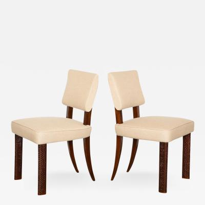 Osvaldo Borsani Rare set of 8 Dining Chairs by Osvaldo Borsani