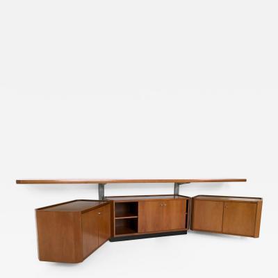 Osvaldo Borsani Sideboard Tv Stand by Osvaldo Borsani for Tecno 1960s 1970s
