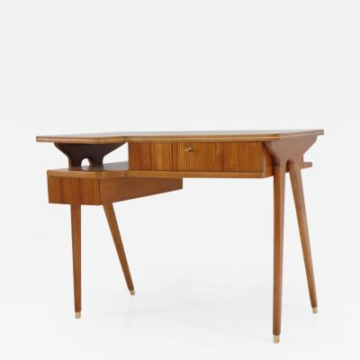 Osvaldo Borsani Small Cherry Wood Desk