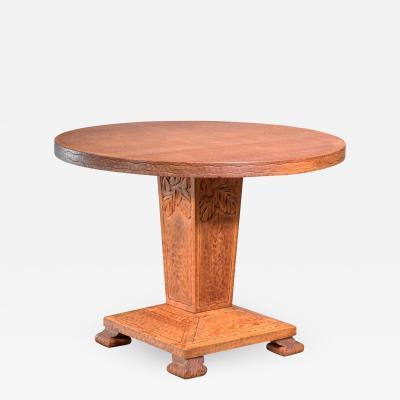 Otto Wretling Otto Wretling Art Nouveau coffee table