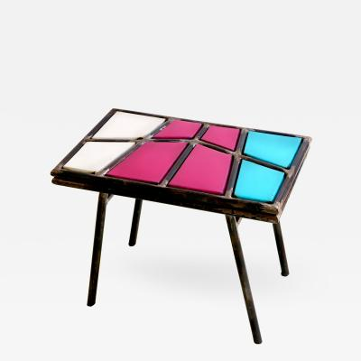 Ousmane Mbaye Functional Art Side Table Senegal