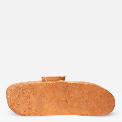 Oval Vase by Willem Van Hooff