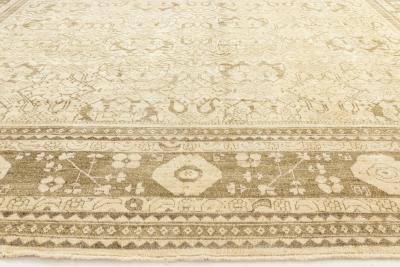 Oversized Contemporary Oushak Rug