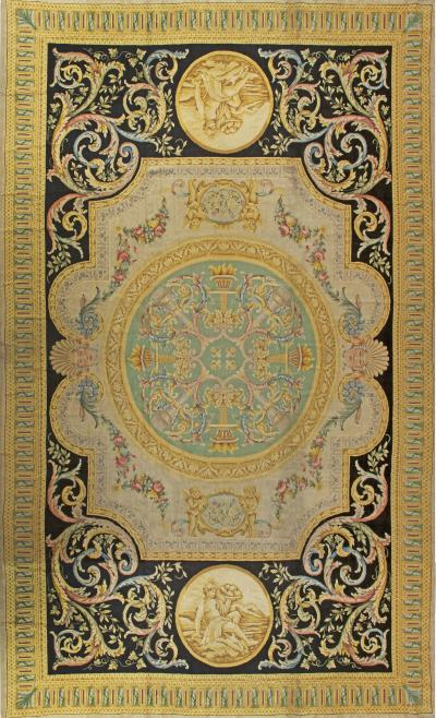 Antique Rugs & Textiles