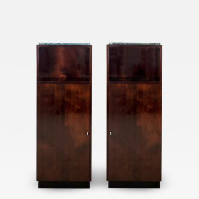 PAIR OF CABINETS FRANCE 1940