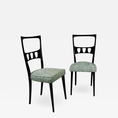 PAIR OF CHAIRS TURIN 1950