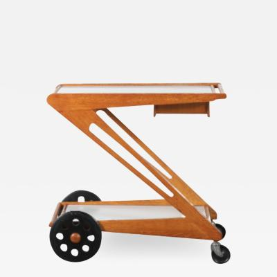 PE03 Trolley by Cees Braakman for Pastoe Netherlands 1950