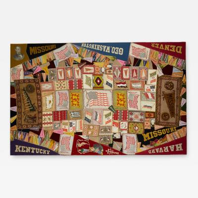 PENNANT AND FLAG QUILT