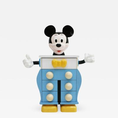PIERRE COLLEU MICKEY MOUSE NIGHT STAND DESIGNED BY PIERRE COLLEU EDITED BY STARFORM