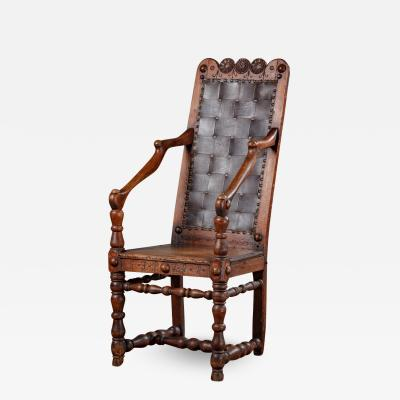 PROVINCIAL FRENCH CHAIR