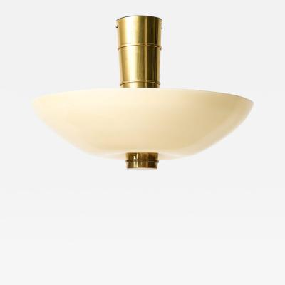 Paavo Tynell Ceiling Lamp Model 9053 Produced by Idman