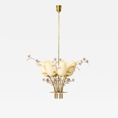 Paavo Tynell Ceiling Lamp Produced by Taito Oy