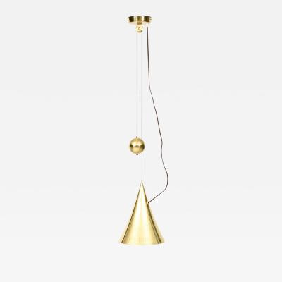 Paavo Tynell Ceiling Lamps Model 10220 Produced by Taito Oy